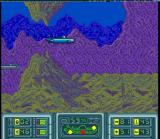 The Hunt for Red October SNES Through the underwater gap...