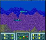 The Hunt for Red October SNES This small submarine wants to prevent your escape...