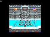 Championship Hockey SEGA Master System Start of a new game, shows how good each player in the team is.