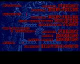 Ishar: Legend of the Fortress Amiga Credits