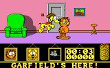 Garfield: Big, Fat, Hairy Deal Amiga Odie and Garfield
