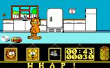 Garfield: Big, Fat, Hairy Deal Amiga Garfield in the kitchen