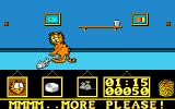 Garfield: Big, Fat, Hairy Deal Amiga Get the fish