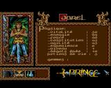 Crystals of Arborea Amiga Character overview