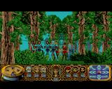 Crystals of Arborea Amiga The adventure begins: Your party