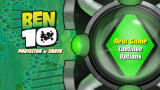 Ben 10: Protector of Earth PSP Main menu