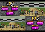 Motocross Championship SEGA 32X Two-playah Mode