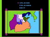 Tiles of Fate NES Starting a new game