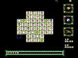 Tiles of Fate NES Starting a trickier level