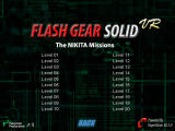 Flash Gear Solid VR: The NIKITA Missions Browser Level selection