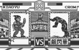 Tekken Card Challenge WonderSwan Fighting with Crow.