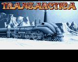 Arctic Baron Amiga Title screen