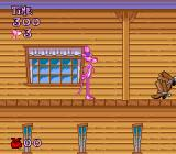 Pink Goes to Hollywood SNES These boots were made for walking.