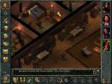 Baldur's Gate Windows The inns of the game allow you to rest and recuperate but they also allow you to steal from the other guests if you feel brave and skilled enough.