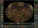 Baldur's Gate Windows Inside a tent are a group of tired carnies