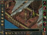 Baldur's Gate Windows The docks at Baldur's Gate even have a tavern aboard this ship called Low Lantern.