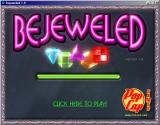 Bejeweled Deluxe Windows Title screen