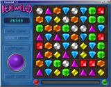 Bejeweled: Deluxe Windows Swap two gems on the board to remove a matching row of three.  That's how easy it is.