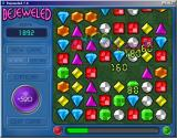 "Bejeweled Deluxe Windows Score enough with one move and the announcer gives you an ""Excellent"""