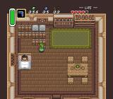 The Legend of Zelda: A Link to the Past SNES Picture, picture, on the wall, who's the greatest plumber of them all?