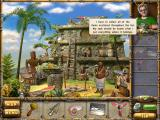 The Treasures of Mystery Island Windows Game start