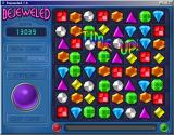 Bejeweled: Deluxe Windows The timed game ends when you let the timer bar run out