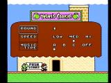 Yoshi's Cookie NES Set up a new game