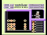Yoshi's Cookie NES Gameplay