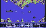 The Hunt for Red October Commodore 64 Torpedoes are attacking you...