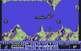 The Hunt for Red October Commodore 64 Eliminating the bombs...