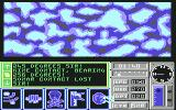 The Hunt for Red October Commodore 64 Tactical Map...