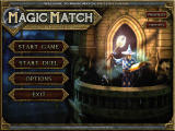 Magic Match: Journey to the Lands of Arcane Windows Title screen