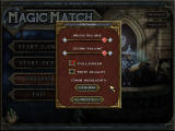 Magic Match: Journey to the Lands of Arcane Windows Settings