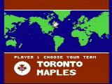 Quattro Sports NES Selecting teams (Baseball Pros)