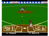 Quattro Sports NES Here's the pitch... (Baseball Pros)