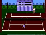 Quattro Sports NES Serving...(Pro Tennis Simulator)