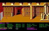 Zak McKracken and the Alien Mindbenders Amiga Inside of the Great Chamber on Mars.