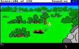 King's Quest Amiga What is down in that hole?