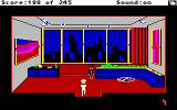 Police Quest: In Pursuit of the Death Angel Amiga The Death Angel's room.