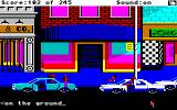 Police Quest: In Pursuit of the Death Angel Amiga On the ground, punk!!