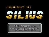 Journey to Silius NES Title screen