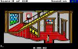 King's Quest III: To Heir is Human Amiga The start of the game.