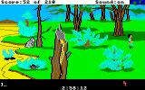 King's Quest III: To Heir is Human Amiga Walking along.