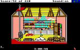 King's Quest III: To Heir is Human Amiga In the store.