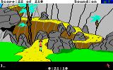 King's Quest III: To Heir is Human Amiga At the bottom of the mountain path.