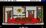 King's Quest III: To Heir is Human Amiga The dining room.