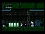 Journey to Silius NES Beginning the second level