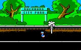 Donald Duck's Playground Amiga Going to the park.