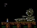 Journey to Silius NES A very large enemy!