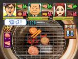 Yakiniku Bugyou PlayStation I just made a guest happy by serving him food he likes.